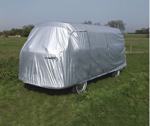 Picture of Luxury Breathable Van cover Type 2 & Type 25 August 1950 to November 1992