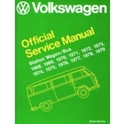 Picture of Type 2 Robert Bentley Offical Service Manual