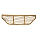 Picture of Bamboo and wicker dash tray