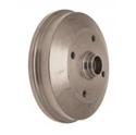 Picture of Beetle Brake drum, front, 8/67-. 4/130 stud pattern.