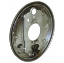 Picture of Rear Brake Back plate Type 25 June 1979 to November 1990 Nearside (Left)