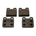 Picture of Beetle Brake pads 1967 to 1971
