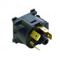 Picture of Blower motor switch T25 june 79 to july 92 and all T4 1600 to 2500cc.