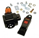 Picture of Rear automatic 3 point seat belt