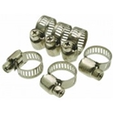 Picture of Fuel Hose Clip 10mm (For 5mm Hose) Pack of 6