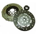 Picture of Clutch Kit 220mm T4 Upto April '98 2.4D2.4D Synchro (AabAja) Eng 370181 May '98 - 2003 2.5Tdi (Ajt)