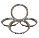 "Picture of Stainless Steel Wheel Trim Rings 14"" Set of 4"
