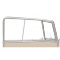 Picture of 1/4 light flap seal cab door T2