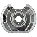 Picture of Beetle 1302/03 Front disc back plate. 1971 to 1979.