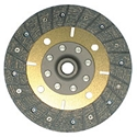 Picture of Clutch disc, kush lock, 200mm