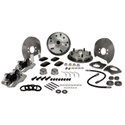 """Picture of T2 1964 to 1970 Front disc kit. 5/205 15"""" alloys, cross drilled"""
