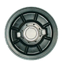 Picture of Crank pulley,1/63>Genuine