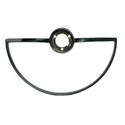 Picture of Beetle Horn push, semi-circle or D ring