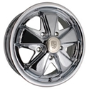 "Picture of Alloy wheel SSP Fooks. Chrome 5/112-5.5"" x 15"""
