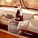 Picture of Split Bus Drinks Holder  Fully Polished Aluminium