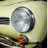 Picture of Pair of Vintage style Mesh Headlight Grilles 1968>