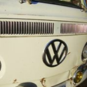 Picture of T2 Early Baywindow Front Grille Trims