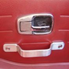 Picture of T2 Baywindow Door Pulls Deluxe fully polished. Pair