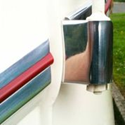 Picture of Type 2 Splitscreen Deluxe Hinge Covers (2 pieces per set)