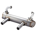 Picture of Vintage speed sports exhaust system 1956 to 1979 1.3 to 1.6cc
