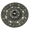 Picture of Clutch disc metal woven heavy duty rigid. 180mm