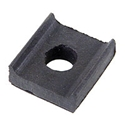 Picture of Beetle Rubber mount block, Front axle upper. 8/1960 to 79