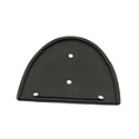 Picture of Beetle number plate base seal. T1 1958 to 63