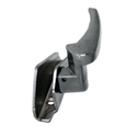 Picture of Beetle 1/4 Window latch, Stainless Steel. Left Side. 8/1964 to 7/1967