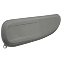 Picture of Karmann Ghia fresh air box Right inner. 1960 to 1974