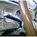 Picture of Beetle and Ghia stainless steel Indicator cover