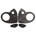 Picture of Door handle gasket set, Karmann Ghia 56-67