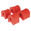 Picture of Beetle Bush kit, urethane for T1 standard anti roll bars (4 pieces)