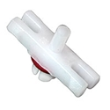 Picture of Beetle Exterior side trim clips, narrow trim 8/66>