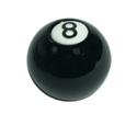 Picture of 8-Ball Gear knob.