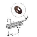 Picture of Fuel filler neck seal Splitscreen 55 to 67