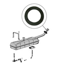Picture of Fuel cap seal T2 55 to 67 (60mm cork) also T1 52 to 53