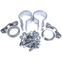 Picture of Fitting kit, tail pipe, T2 >1600, >7/76, HJS German. For 3 piece tail pipes