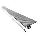 Picture of Alloy running board, Gloss/polished edge pair