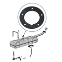 Picture of Fuel sender to tank gasket