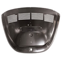 Picture of Beetle engine lid with vents 8/67>