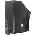 Picture of Beetle door pillar + hinge bracket large.LHS. 3 holes can convert to 4.
