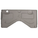 Picture of Beetle Cross panel,front,genuine,8/60-. On Main body