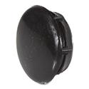 Picture of Beetle door screw cover plug  black. 1961>