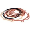 Picture of Gearbox gasket set Splitscreen 64 to 67 and Beetle 64 to 73. repro