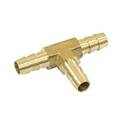 Picture of Fuel hose T piece, brass 5/16