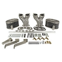 Picture of CB manifold, linkage and filter kit. T1 offset. IDF/DRLA/HPMX