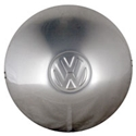 Picture of Genuine VW chromed domed hubcap <65 T1. <70 T2