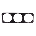 Picture of Gauge panel 3 Holes  T2  68 >