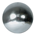 Picture of Baby moon hub cap, set of 4. chromed/stainless steel.