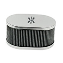 Picture of Air filter assembly. Oval IDF/DRLA